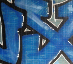 Antigraffiti program 2