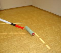 Vyčištění podlahy