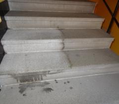 Žulové schody