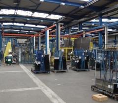 Úklid podlah průmyslových hal