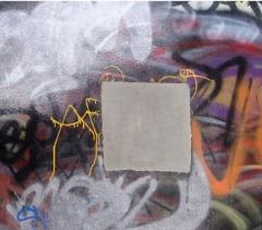 Odstranění graffiti po