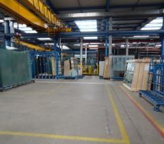 Úklid průmyslové haly