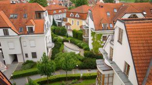 Úklid bytových domů