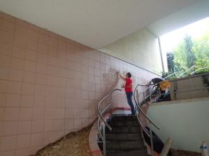 Odstraňování graffitty