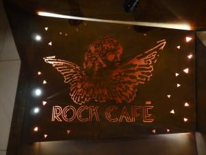 Čištění mramoru Rock cafe