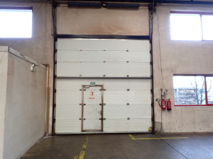 Odmaštěná vrata
