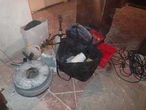 Připrava čištění