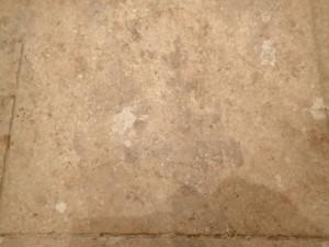 Staré špinavé teraco
